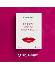 Autor  :  Marcela Robles Materia: Cuento Colección: Mesa Redonda